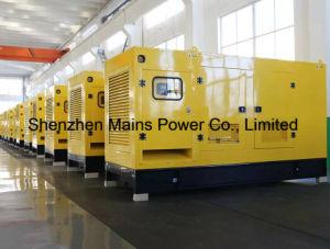 generatore silenzioso del diesel di Cummins di potere standby di valutazione del generatore 385kVA