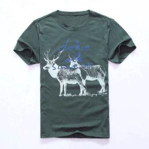 t-셔츠를 인쇄하는 100%년 면
