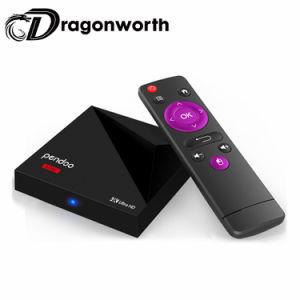 Pendoo MiniRk3328 1g 8g 4K leben 1080P HD Fernsehapparat-Kasten7.1 Android Fernsehapparat-Kasten