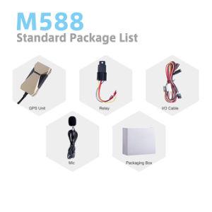 Mini-GPS do veículo Tracker para carro/moto com melhor qualidade (M588)