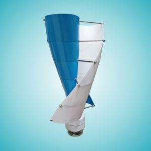 De spiraalvormige Prijs van de Turbogenerator van de Wind van het Huis 400W Verticale