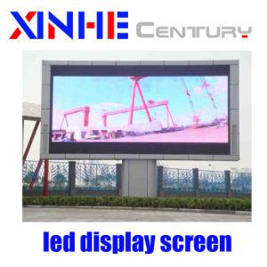 Im Freien LED-video Wand P5 P6 P8 P10 LED-Bildschirm-Anschlagtafel