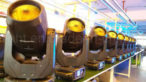 330W 15R Cabezal movible de haz de nuevo Night Club Discoteca Light