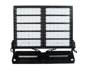 400 W de alta calidad de 1000W 500W proyector LED para exteriores campo de fútbol
