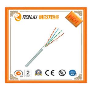 Пламенно изолированный кабель творческого союза электросвязи гибкий ПВХ внешняя оболочка кабелей управления