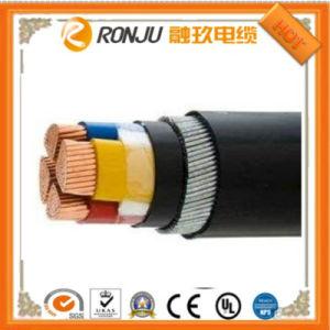 300/500V медного провода ПВХ изоляцией и пламенно гибкий трос управления сигнала