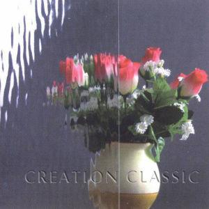 3-8мм Clear / цветные стекла с рисунком для декоративного искусства стекла