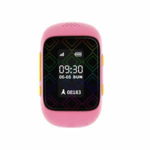Mucho tiempo en espera de los niños GPS teléfono Watch R12