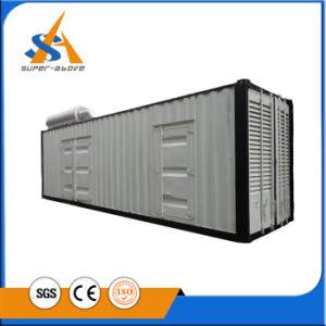 Het Type van container door de Generator van Cummins