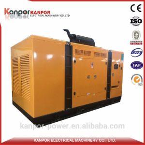 Kpc388 60Hz, tre tipo silenzioso Genset, uscita principale 280kw 350kVA, generatore diesel standby di 311kw 388kVA Cummins (NTA855G1B) di fasi 1800rpm