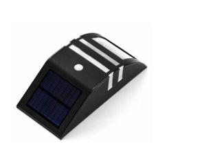 Sensor de PIR luz LED de energia solar luz montada na parede