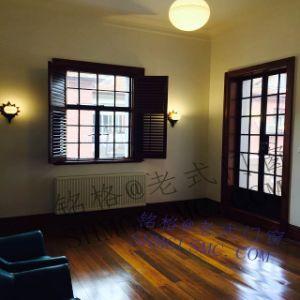 Utilisé extérieur et intérieur en acier de style antique de vente chaude Windows