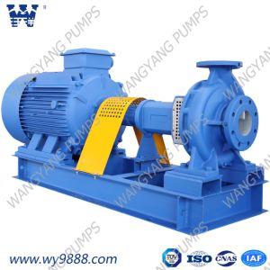 Pompa centrifuga elettrica della singola fase di aspirazione orizzontale di conclusione