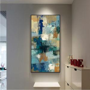 Décoration Murale Moderne Art Abstrait De Peinture Dhuile Sur Toile