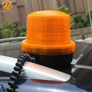 4/mini spinning LED flash ambra spia lampeggiante lampada camion girante spinning Car Van 12/V