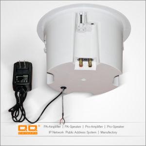 Активно на усиление беспроводной технологией Bluetooth потолочный громкоговоритель два канала стерео потолочный громкоговоритель