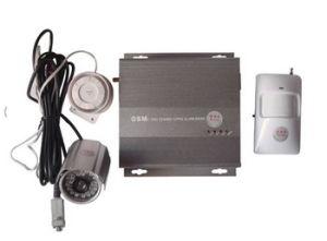 Allarme di sistema di gestione dei materiali di GSM con la macchina fotografica (TMP 3)