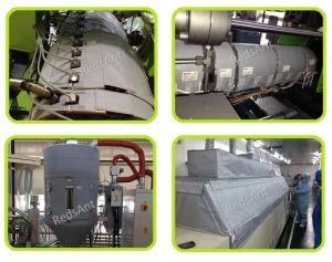El material de aislamiento térmico para la aplicación de alta temperatura
