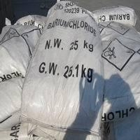 Het Chloride van het barium (BACL2-2H2O)