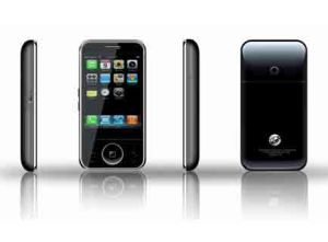 De Mobiele Telefoon van TV (N5000)
