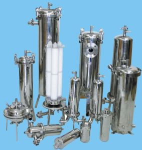 Cartridge Filter Housing for Water Treatment