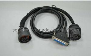J1939 M-F + D-SUB25p кабель