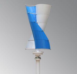 Turbina di vento verticale a spirale di CA 12V 300W (SHJ-NEV300S)