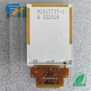 1.77  Leesbare LCD van de Zon Vertoning voor de Controle en de Controle van de Energie
