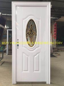 Nuevo diseño de la puerta de seguridad de acero