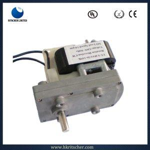 Baja velocidad W Geard 5-300mezcladora de cemento del motor