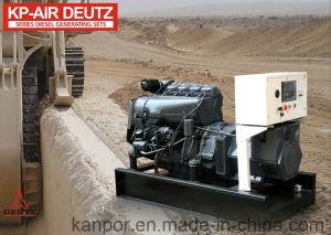 De Krachtige Generator van Deutz! Generator 50kVA van de Samengeperste Lucht van Deutz de Koele Elektrische