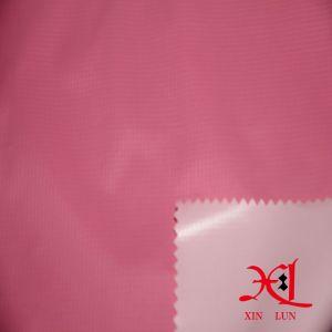 Ripstop нейлон с покрытием из термопластичного полиуретана водонепроницаемая ткань для вниз куртка/лыжный костюм
