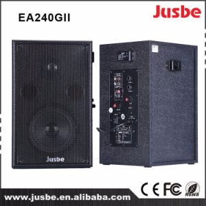 Ea240g 2.4Gキャンパスのための可聴周波Bluetoothのマルチメディアのスピーカー
