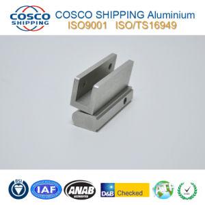 Het concurrerende Deel van het Aluminium met het Anodiseren en het Machinaal bewerken