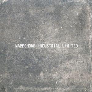 完全なボディー・セメントの灰色の磁器の艶出しの無作法なタイル(壁およびフロアーリングのためのMB69021) 600*600