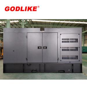 Nagelneues 100kVA 80kw Cummins leises Dieselgenerator-Set Soem