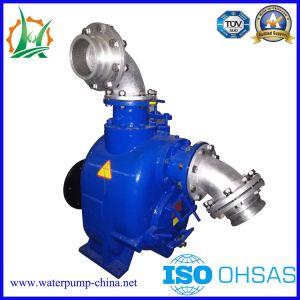 Nicht-Verstopfende selbstansaugende Abwasser-Abfall-Trinkwasser-Pumpe