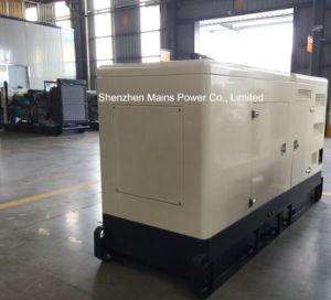 generatore BRITANNICO insonorizzato del diesel di Perkin di tasso standby di 88kVA 70kw