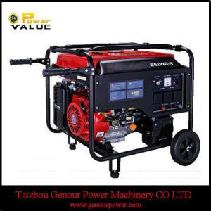Home Use China 6KW gerador de GLP portátil (ZH7500LPCT)