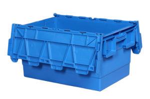 600X400X315mm pp. stellten Plastikkasten mit eingehängter Kappe her