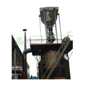Gas pulito di carbone del gas dei prodotti a due sezioni del gassificatore senza inquinamento