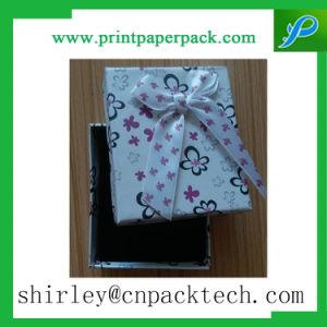 Горячая Продажа красивых Custom украшения косметические подарки упаковка бумаги .