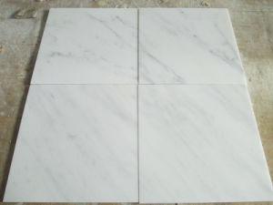 Marmer van de Steen van het oosten het Witte voor Countertop, de Tegel van de Vloer
