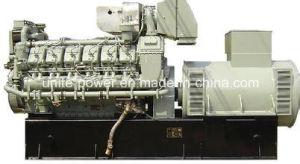 800kw/1000kVA Mwm Deutz Marine Diesel Generator Set