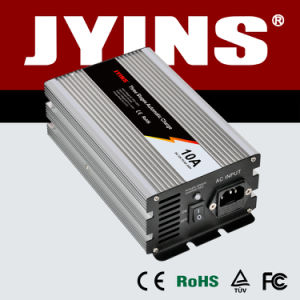 CA a CC 12/24V Automatic Battery Charger