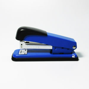 Cucitrice meccanica di carta da tavolino di medie dimensioni del metallo manuale di base di stile dell'ufficio