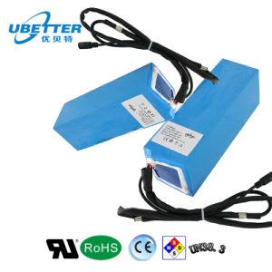 24V LiFePO4 battery Pack personalizado de la capacidad de UPS