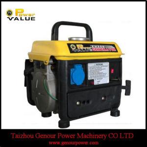 650W 500W Home Use Small Gasoline Generator