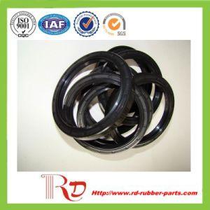 Aceite negro la resistencia del retén de aceite de Viton