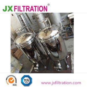 Alimentation électrique en acier inoxydable de l'eau Filtre à sac de traitement
